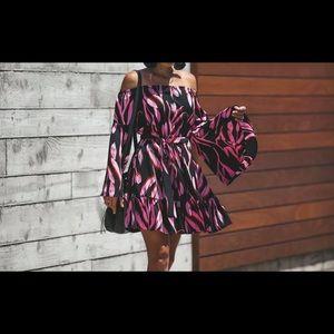 Tulip Mini Dress